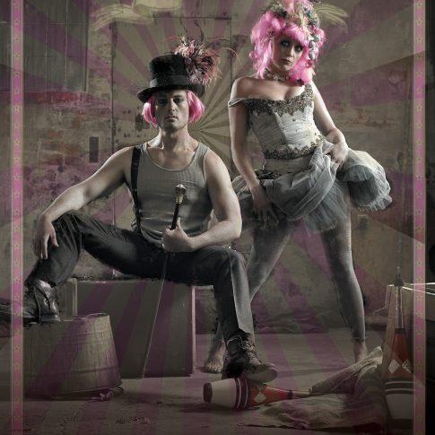 circus costumes - editorial - harderlee