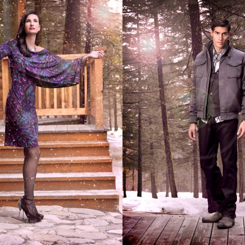 winter fashion - commercial - harderlee