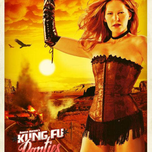 King Fu Panties Ground Zero theatre - editorial - harderlee