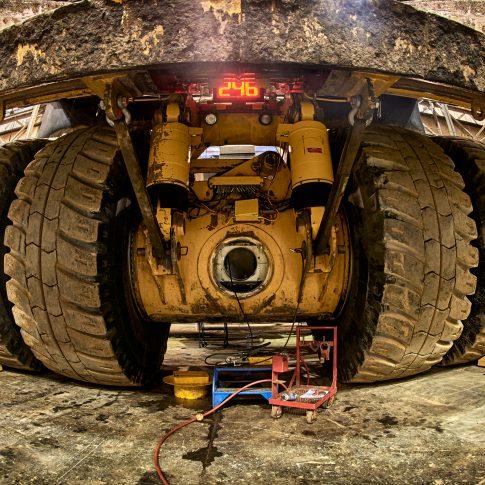 Truck Repair - Industrial - Harderlee