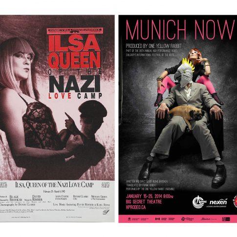 posters - editorial - harderlee