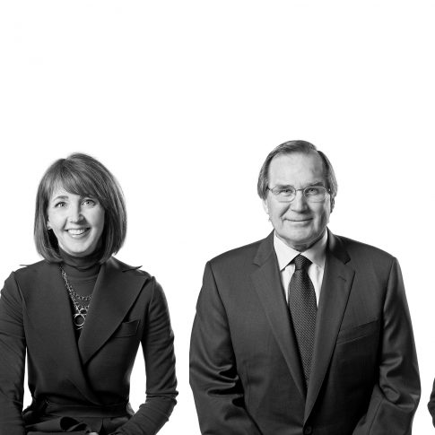 executive bw portraits - portraits - harderlee