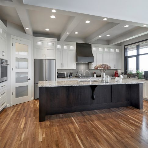 kitchens - architectural - harderlee