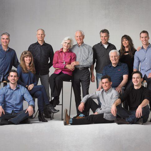Family portrait - portrait - harderlee