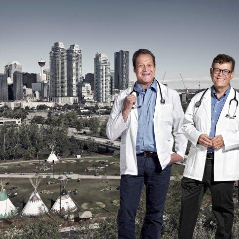 doctors - calgary - commercial - harderlee