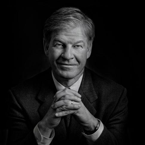Rick George - Suncor - Executive CEO portrait - portrait - harderlee