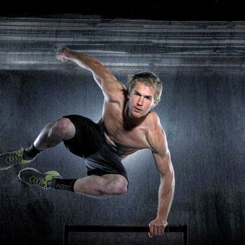Ryan Atkins - athlete - editorial - harderlee