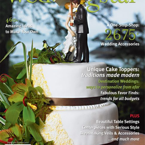 Wedding CakeTop - Product - Harderlee