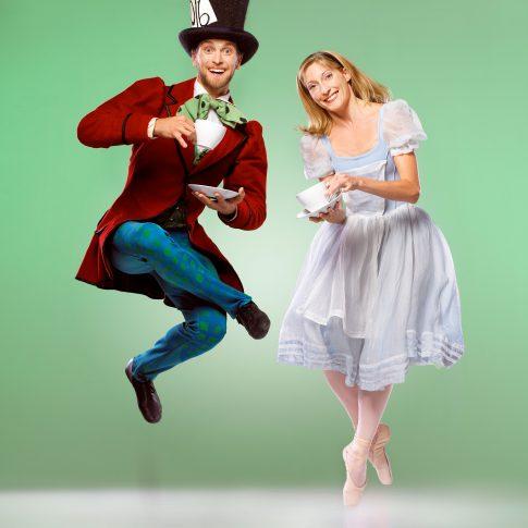 Alberta Ballet Alice in Wonderland - performing arts - harderlee