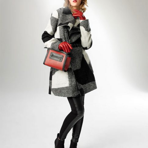 coats red purse - commercial - harderlee