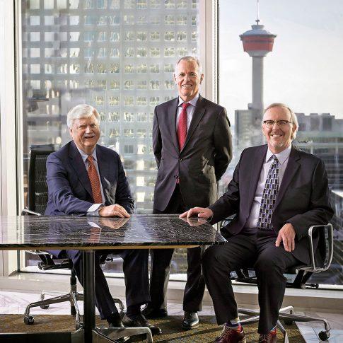 executive city skyline - portrait - harderlee