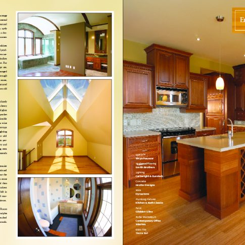 Home interior - architecture - Harderlee