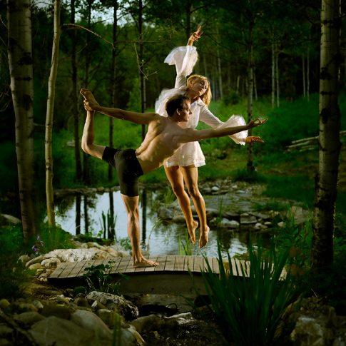 spiritual yoga - performing arts - harderlee