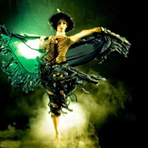 aboriginal dancer - performing arts - harderlee
