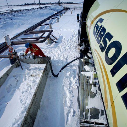 Energy Trucking - Industrial - Harderlee