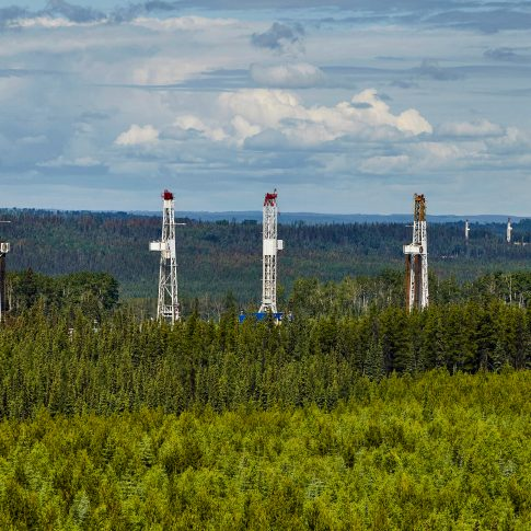 Drilling Rigs - Industrial - hardere