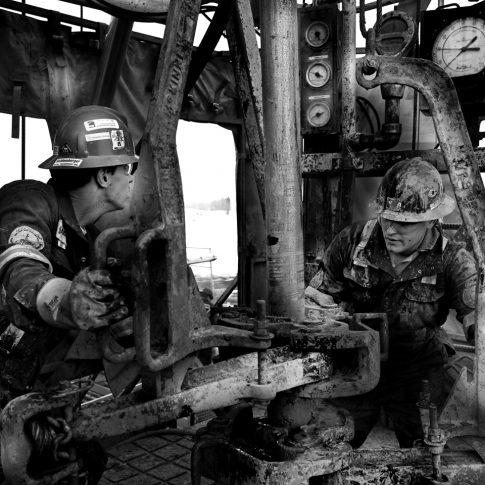 Rig Floor - Industrial - Harderlee