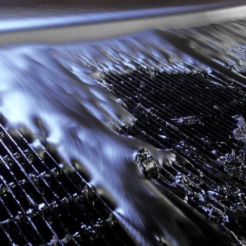 Oil extraction - Industrial - Harderlee