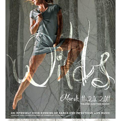 dancer jump shot - editorial - harderlee