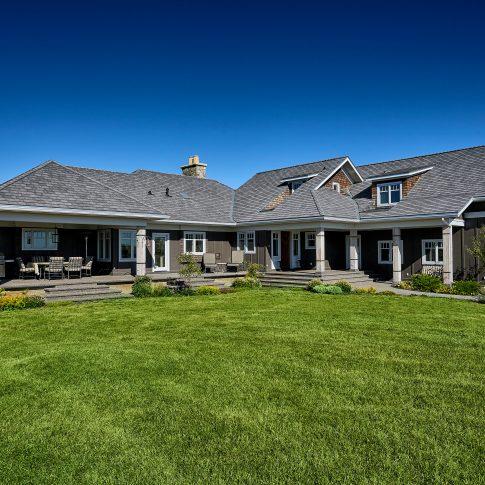 Home Exterior - architecture - Harderlee