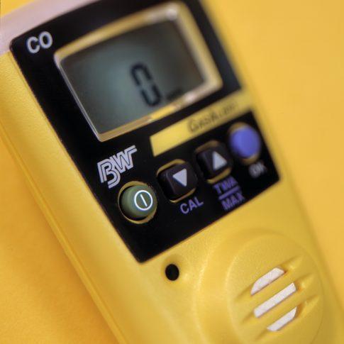 Gas Testing - Industrial - Harderlee