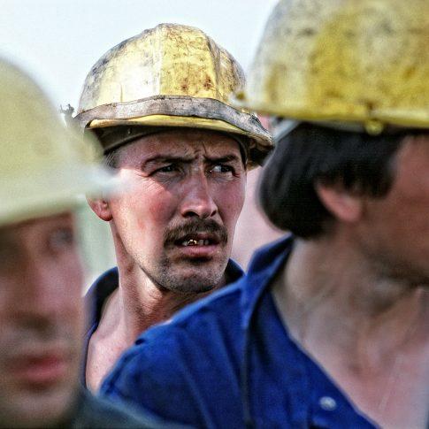 Russian Rig Workers - Industrial - Harderlee