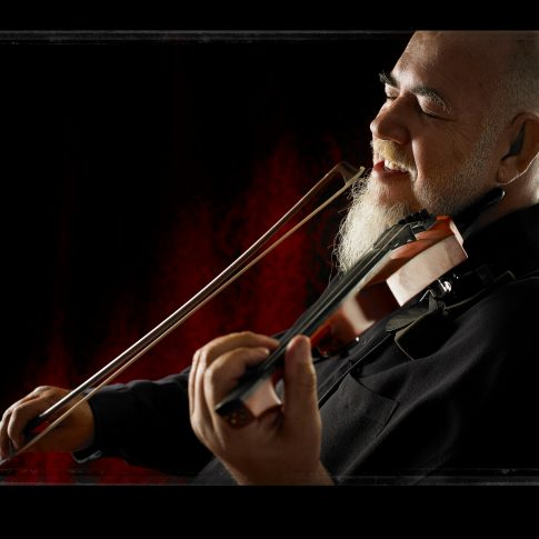 musican fiddle player - performing arts - harderlee